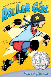 Roller Girl book