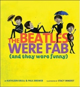 beatles book cover STACY