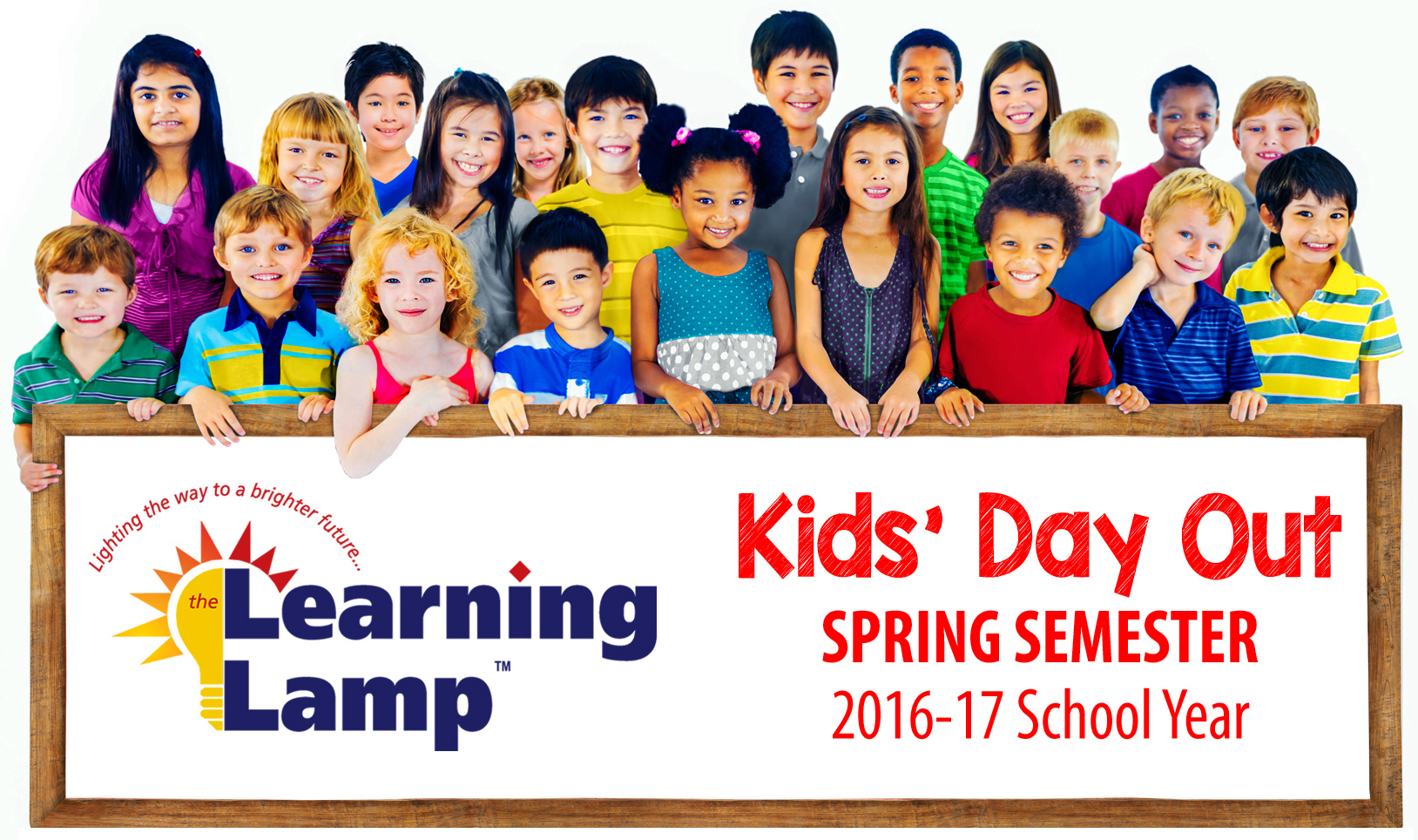 Register Now for Kids' Day Out Spring 2017