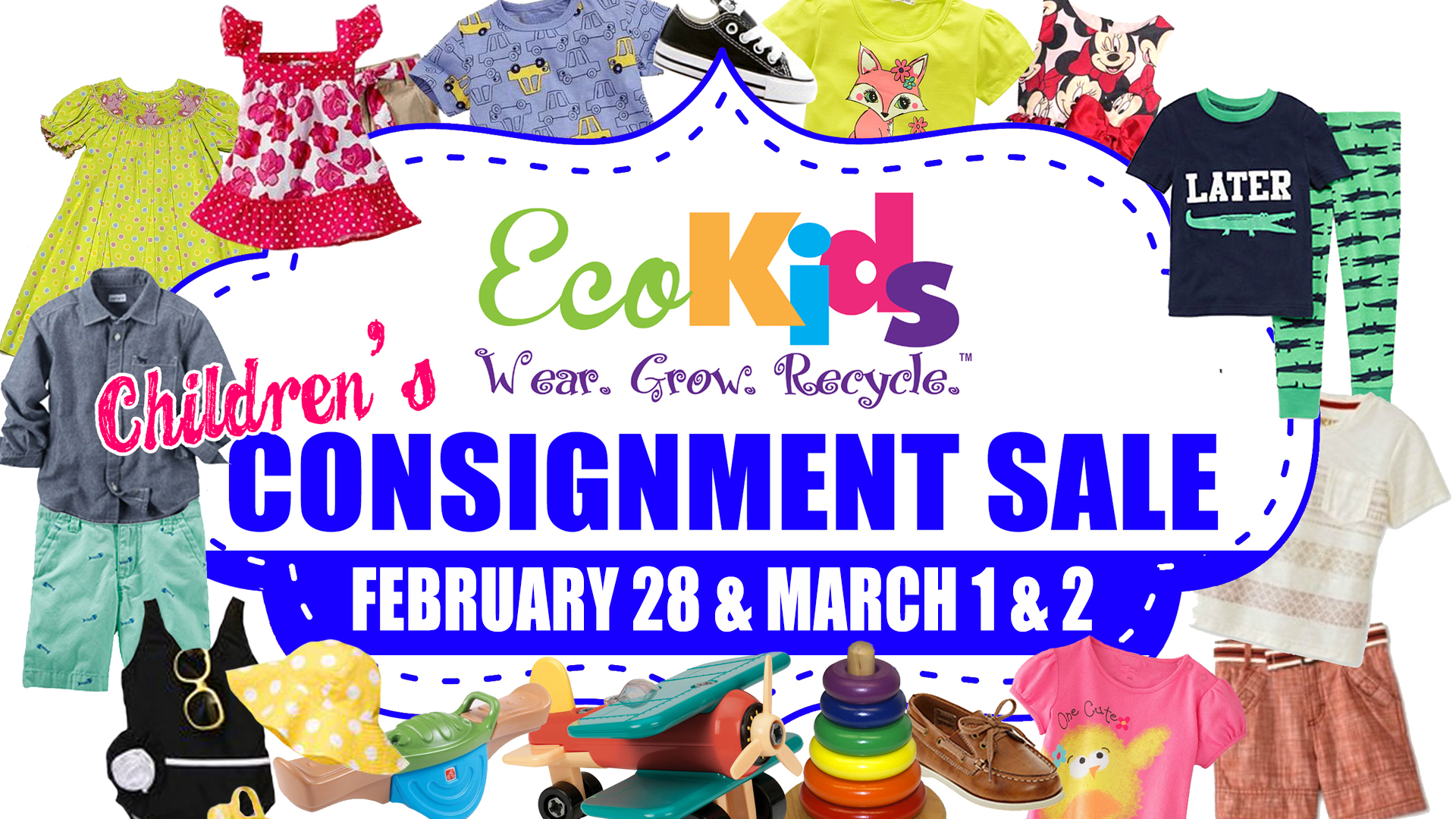 Ecokids' Children's Consignment Sale