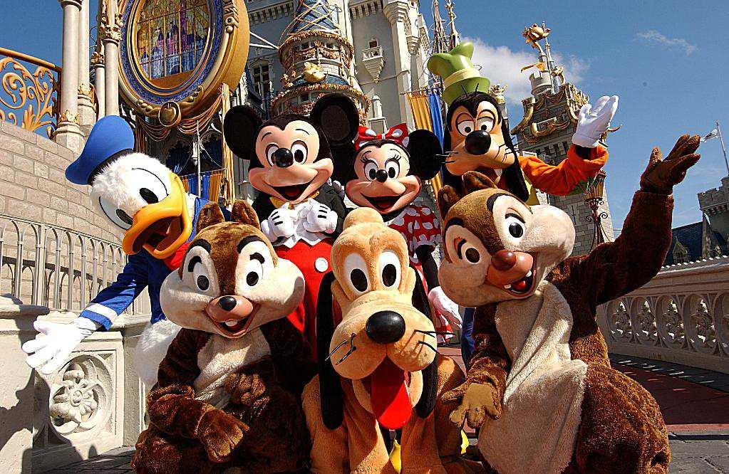 Win a trip to Walt Disney World!